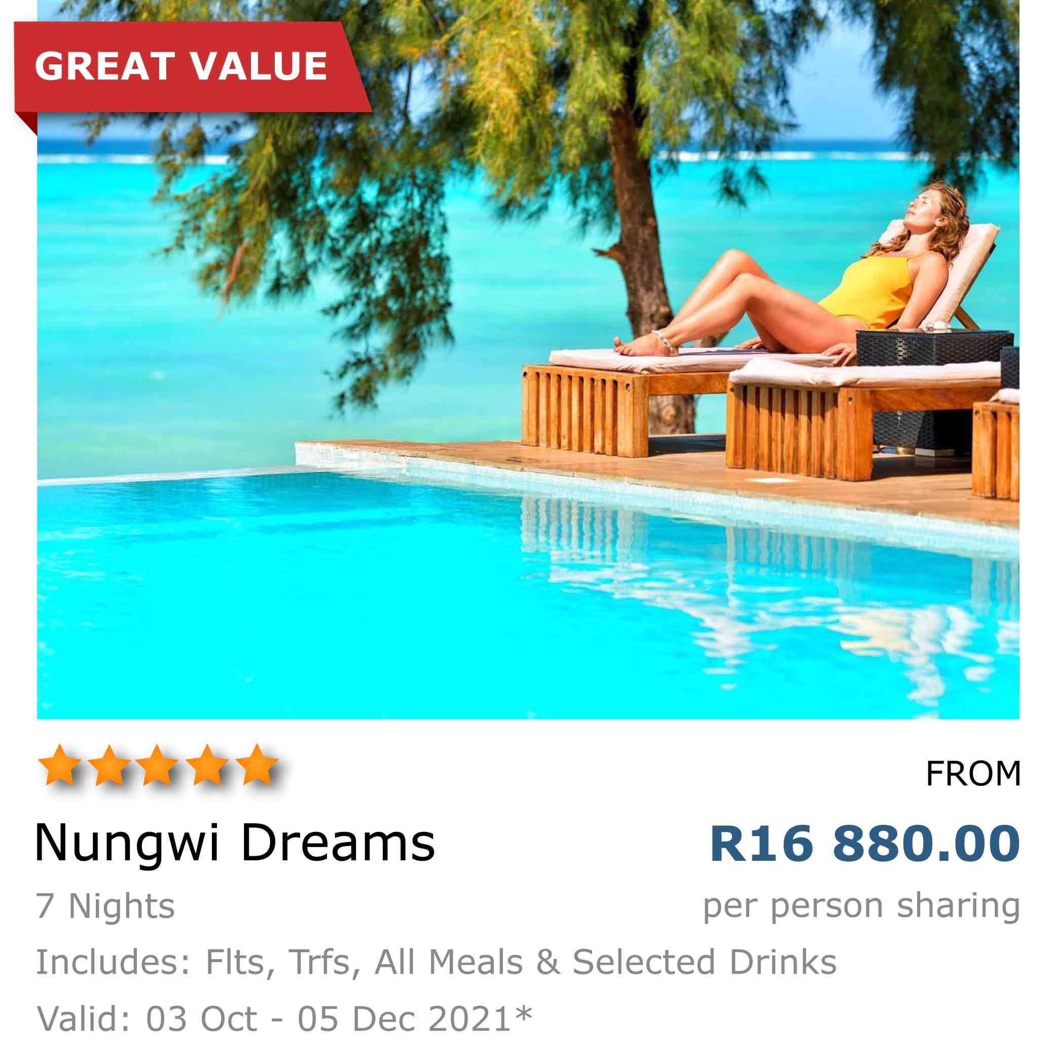 Nungwi Dreams