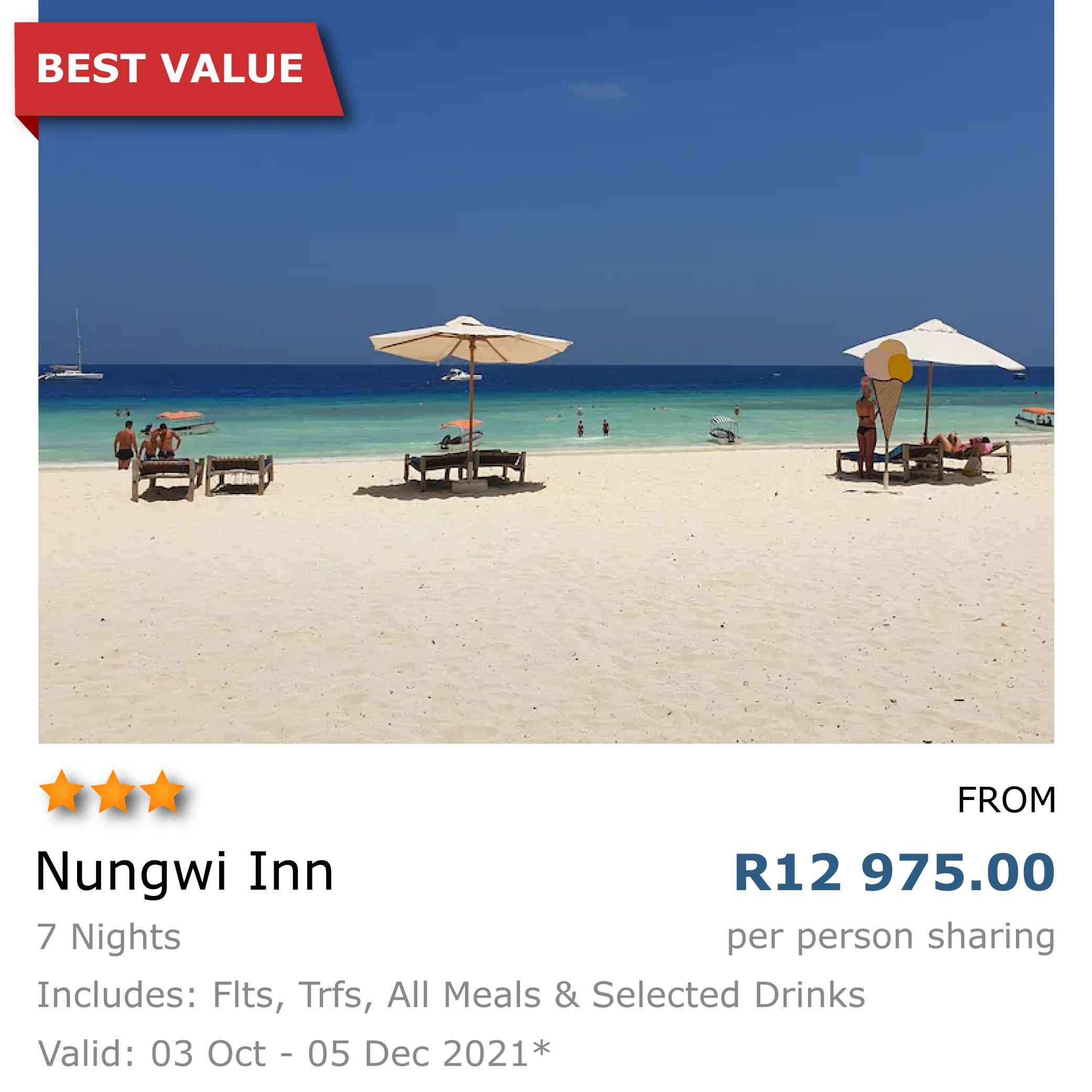 Nungwi Inn