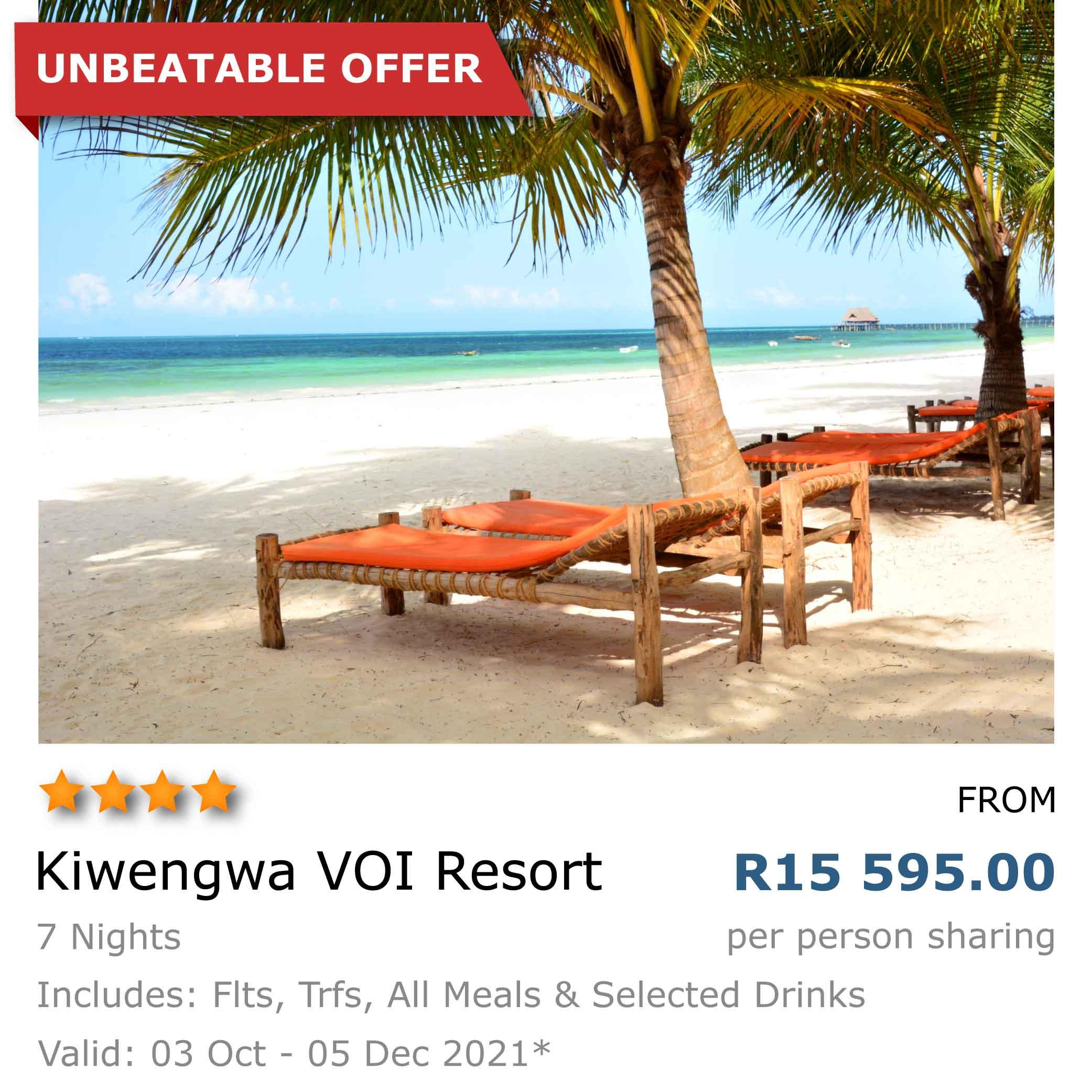 Kiwengwa VOI Resort