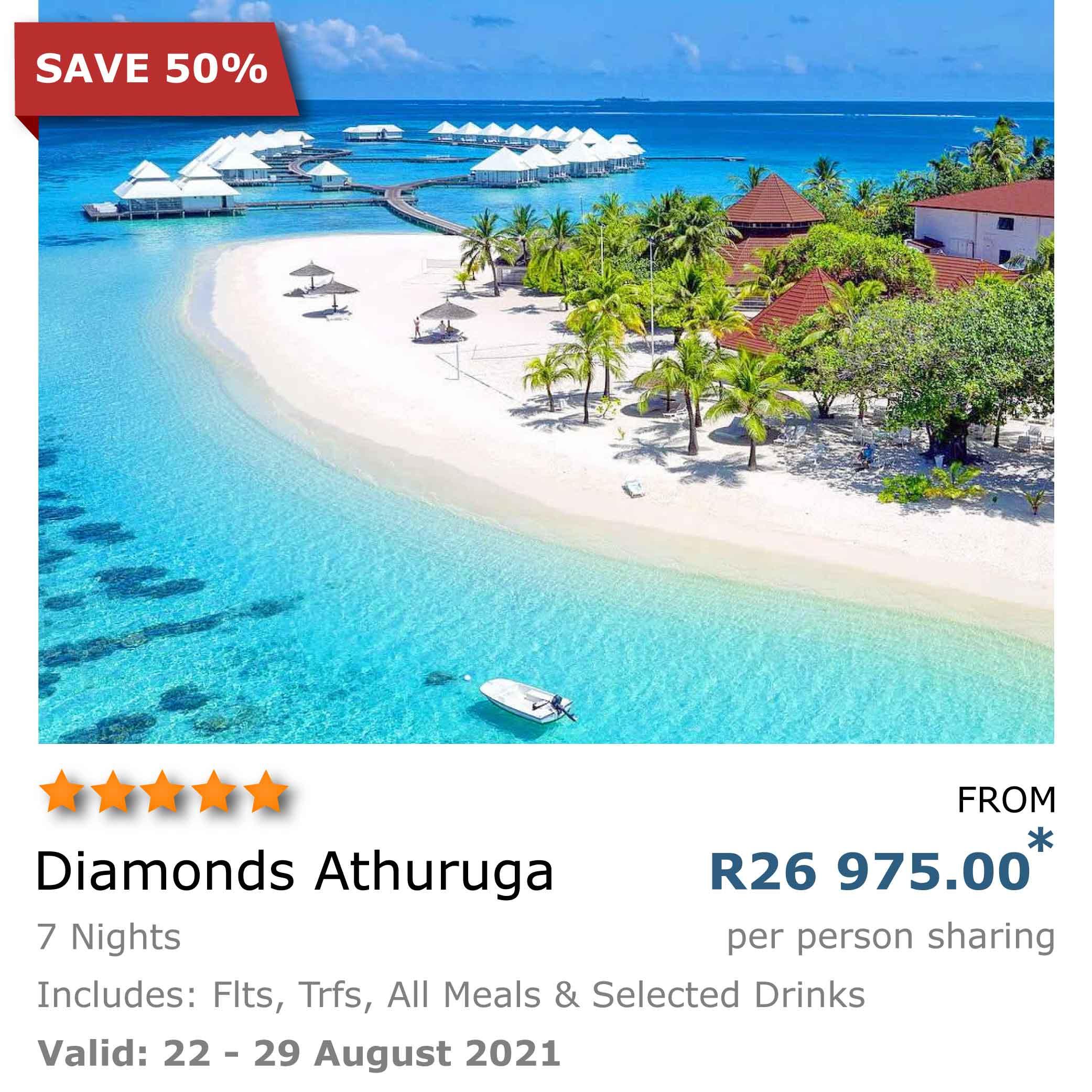 Diamonds Athuruga