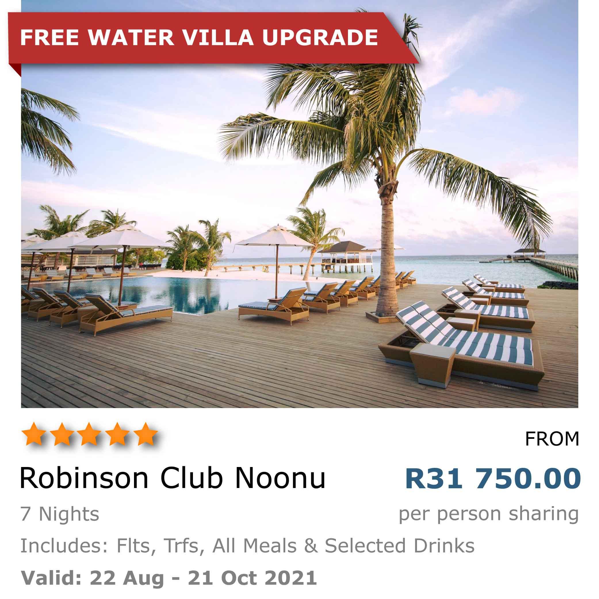 Robinson Club Noonu