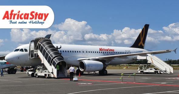 Direct flights to Zanzibar!