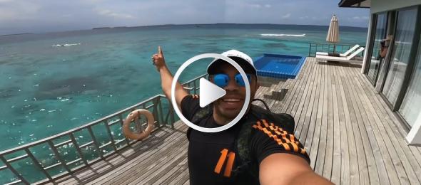 Explore Robinson Club Noonu with Bryan Habana